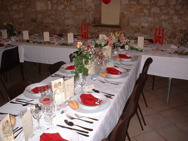 Lien3 - Disposition table mariage ...